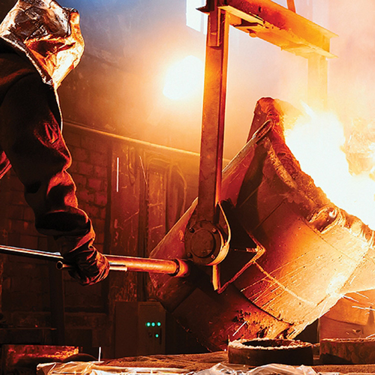 Dotson Iron Castings showcased its commitment to leading edge management as it recovered from a potentially catastrophic fire.